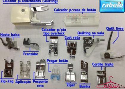 پایه چرخ خیاطی آشنایی با انواع پایه چرخ خیاطی و کاربرد آنها برای دوختی تمیز تر و را حتتر